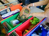 Demand for reusable shopping bags skyrockets
