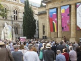 AGSA increased its fund raising by 37% for the 2018 Adelaide Biennial