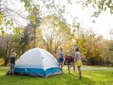 5 ways to make sure you have a good camping trip