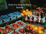 1 Food You Need to Try in Sydney