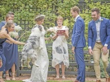 Leconfield Wines: Four legged family members now part of many weddings
