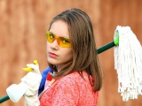 10 signs you're obsessed with cleaning