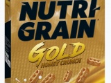 Nutri-Grain is launching 'Gold Honey Crunch', a limited-edition flavour